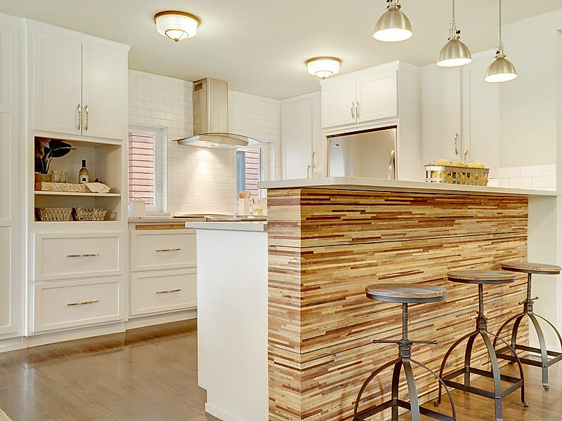 This Custom-built Kitchen Cabinetry will amaze you.